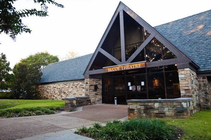 Rhodes College's McCoy Theatre