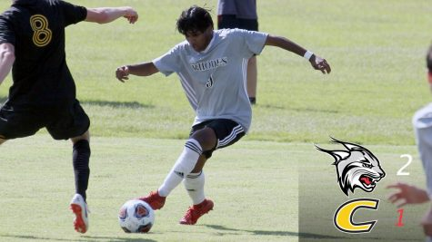 Soccer scores against Centre, Sewanee