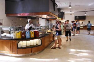 Aramark's food: Getting to the root of the problem