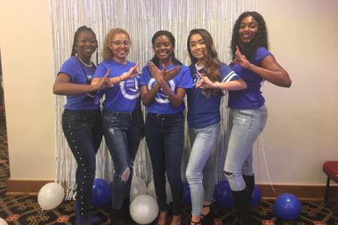 A 'Nu' sorority on campus