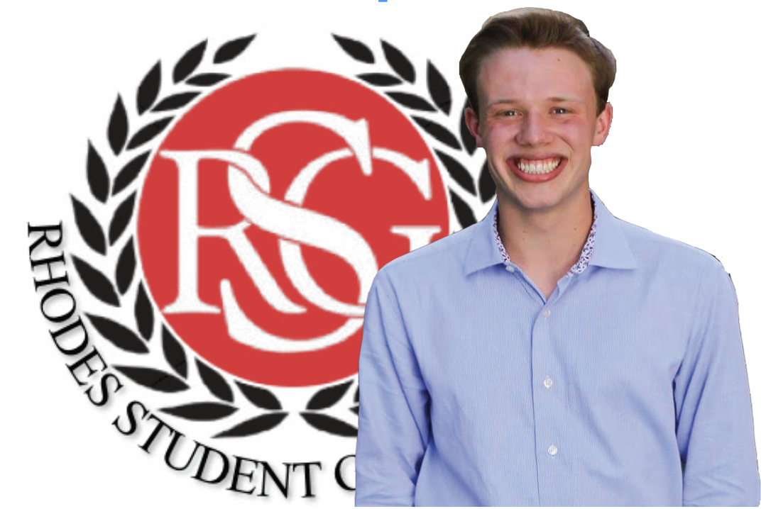 Student Body President Spencer Beckman
