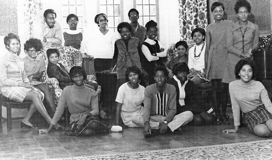 The+first+group+of+BSA+students+in+1970
