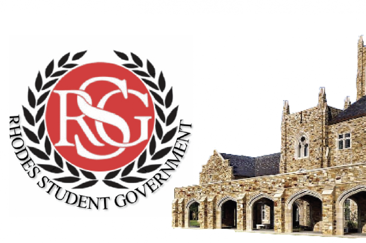 The RSG logo and Barret Library